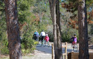 Hugh S. Branyon Backcountry Trail Biking