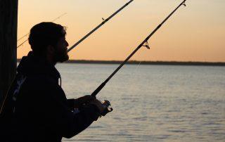 Winter Bass Fishing