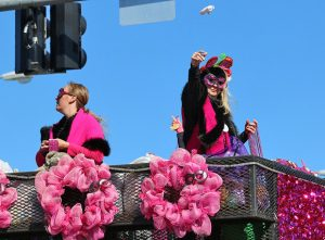Mardi Gras Parades 2018