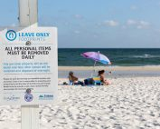 Leave Only Footprints initiative